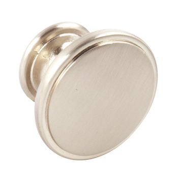 Henrietta stainless steel effect knob