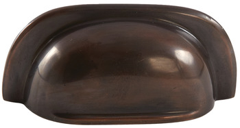 Mulberry bronze cup