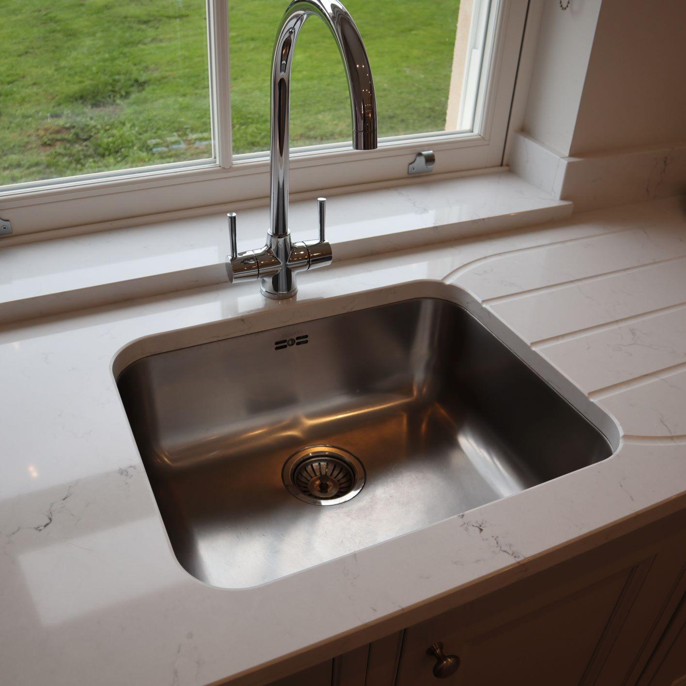Under-mount Sinks